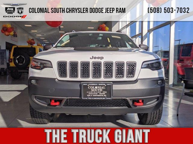 2019 Jeep Cherokee Trailhawk 4x4 Dartmouth MA