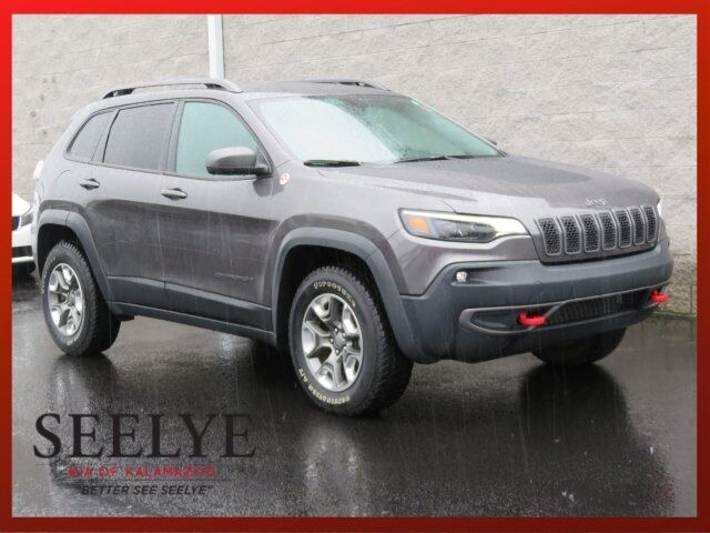 2019 Jeep Cherokee Trailhawk Battle Creek MI