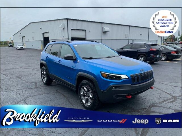 2019 Jeep Cherokee Trailhawk Benton Harbor MI