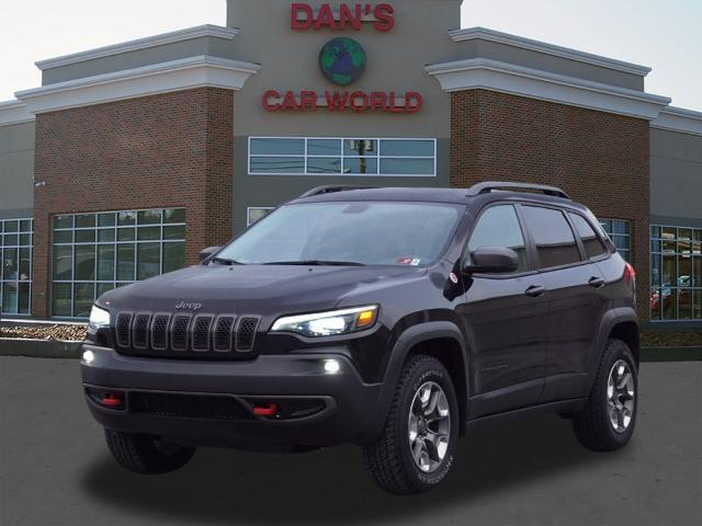 2019 Jeep Cherokee Trailhawk Bridgeport WV