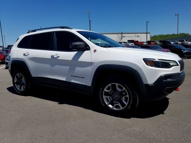 2019 Jeep Cherokee Trailhawk Chattanooga TN