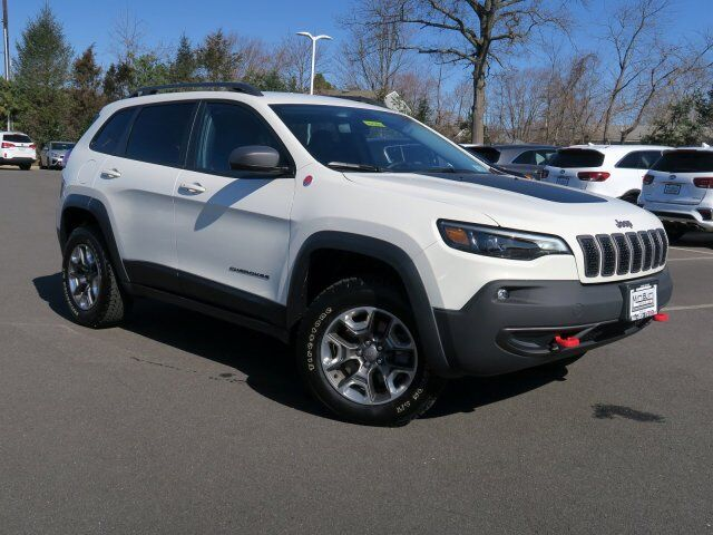 2019 Jeep Cherokee Trailhawk Egg Harbor Township NJ