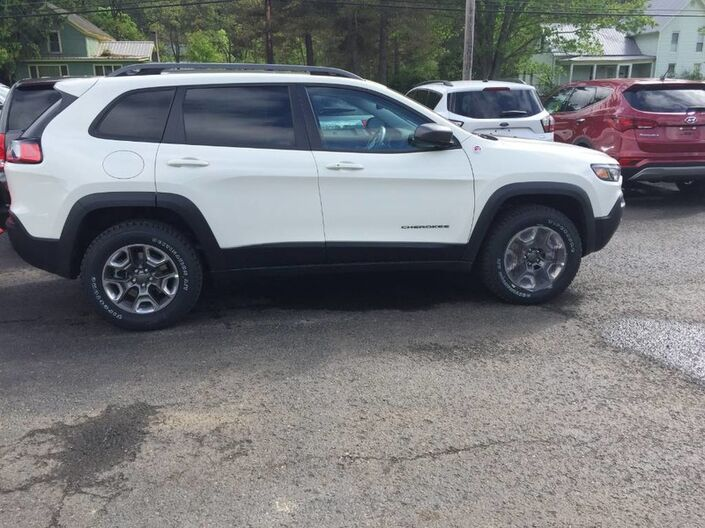 2019 Jeep Cherokee Trailhawk Elite Rock City NY