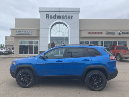 2019_Jeep_Cherokee_Trailhawk Elite_ Redwater AB