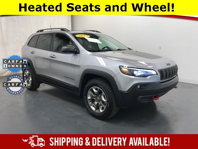 2019 Jeep Cherokee Trailhawk Holland MI