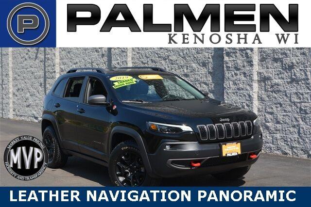 2019 Jeep Cherokee Trailhawk Racine WI