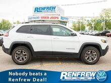 2019_Jeep_Cherokee_Trailhawk L Plus 4x4, Dual-Pane Sunroof, Bluetooth, SiriusXM_ Calgary AB