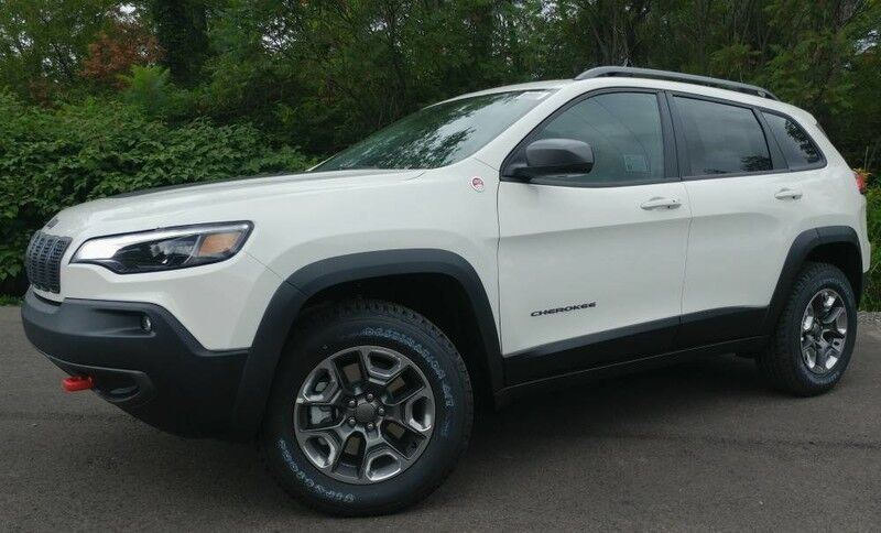 2019 Jeep Cherokee Trailhawk Rock City NY