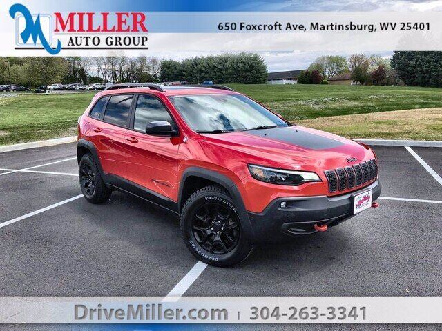 2019 Jeep Cherokee Trailhawk Martinsburg WV