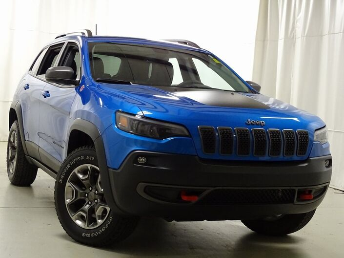 2019 Jeep Cherokee Trailhawk Raleigh NC