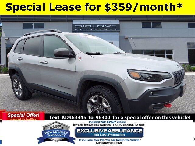 2019 Jeep Cherokee Trailhawk Randallstown MD