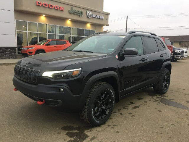 2019 Jeep Cherokee Trailhawk Redwater AB