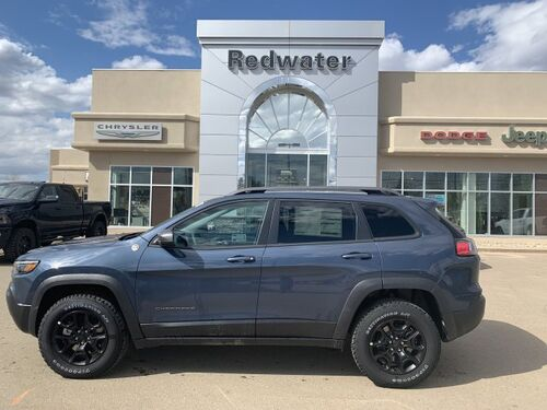 2019_Jeep_Cherokee_Trailhawk_ Redwater AB