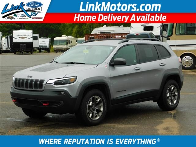 2019 Jeep Cherokee Trailhawk Rice Lake WI