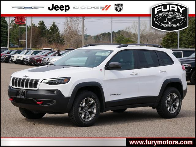 2019 Jeep Cherokee Trailhawk Oak Park Heights MN