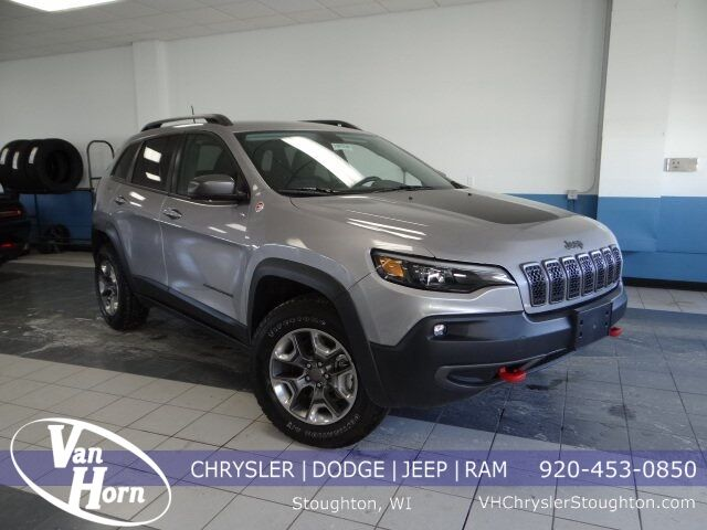 2019 Jeep Cherokee Trailhawk Stoughton WI