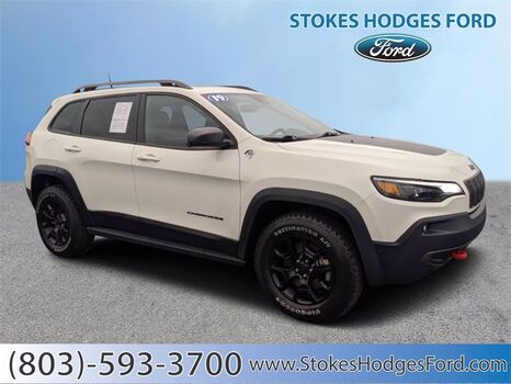 2019_Jeep_Cherokee_Trailhawk_ Aiken SC