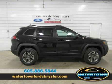 2019 Jeep Cherokee Trailhawk Watertown SD