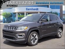Jeep Compass 4d SUV FWD Limited 2019