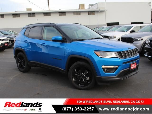 2019 Jeep Compass ALTITUDE FWD Redlands CA