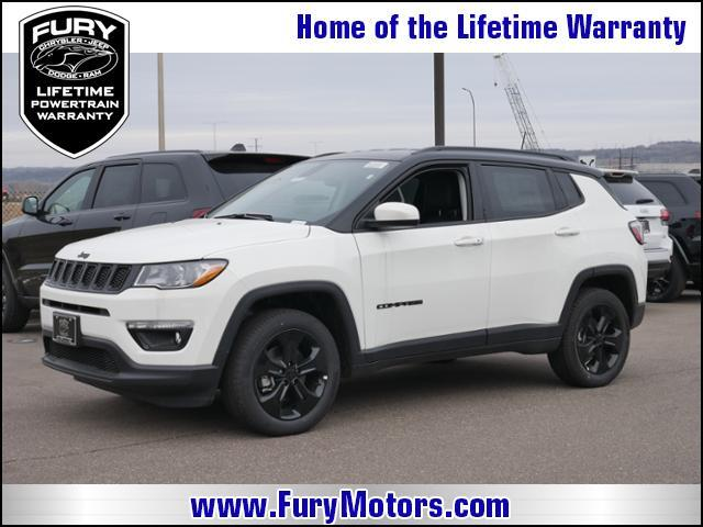 2019 Jeep Compass Altitude 4x4 St. Paul MN