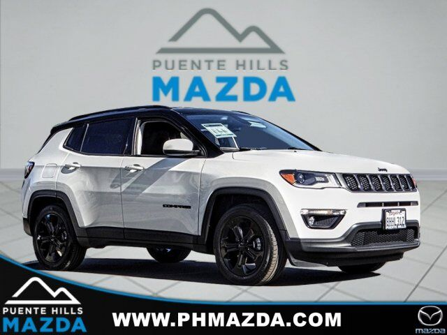2019 Jeep Compass Altitude City of Industry CA