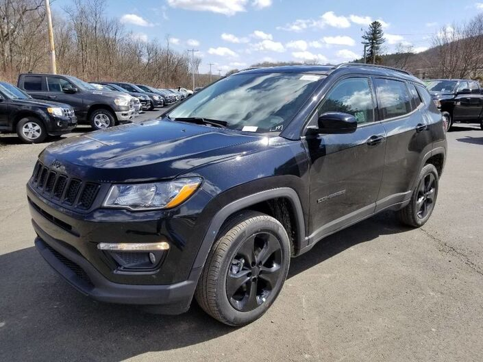 2019 Jeep Compass Altitude Rock City NY