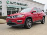 2019 Jeep Compass Altitude Panoramic Roof, Leather, Back-Up Camera, Bluetooth Connection, Climate Control, Fog Lamps