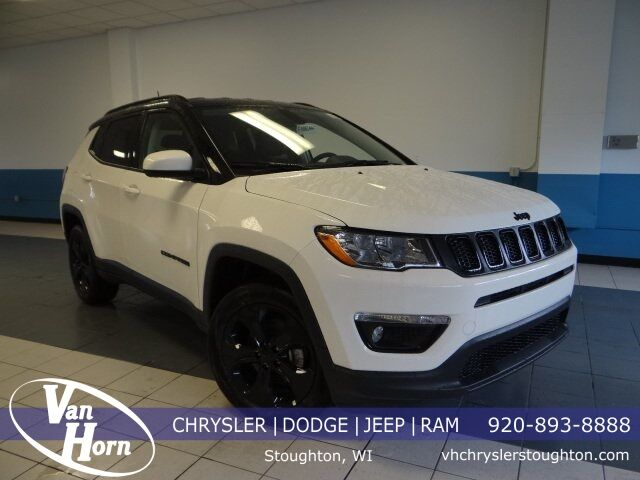 2019 Jeep Compass Altitude Plymouth WI
