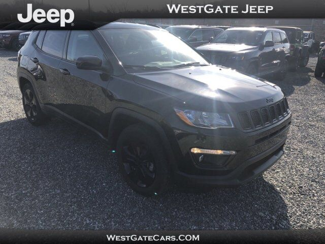 2019 Jeep Compass Altitude Raleigh NC