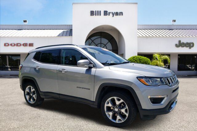 2019 Jeep Compass HIGH ALTITUDE 4X4 Leesburg FL