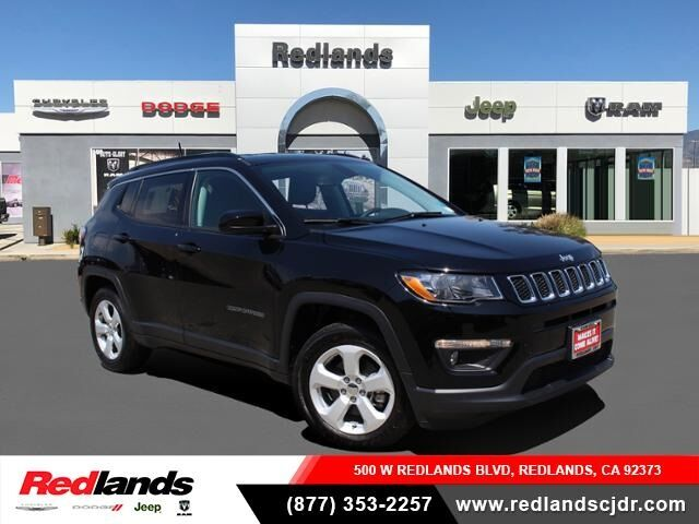 2019 Jeep Compass LATITUDE FWD Redlands CA