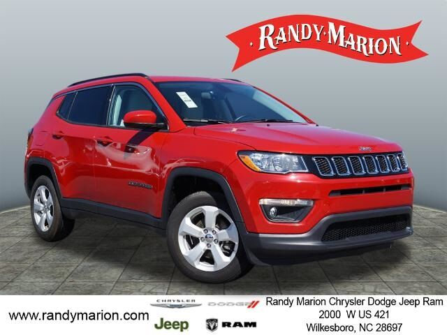 2019 Jeep Compass Latitude  NC