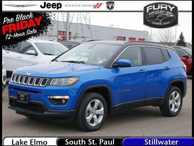 2019 Jeep Compass Latitude 4x4 Stillwater MN