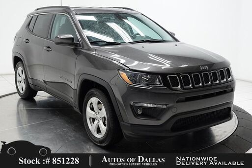 2019_Jeep_Compass_Latitude BACK-UP CAMERA,KEY-GO,17IN WHLS_ Plano TX