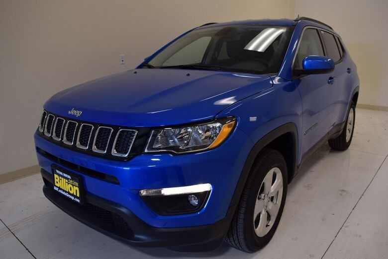2019 Jeep Compass Latitude Bozeman MT