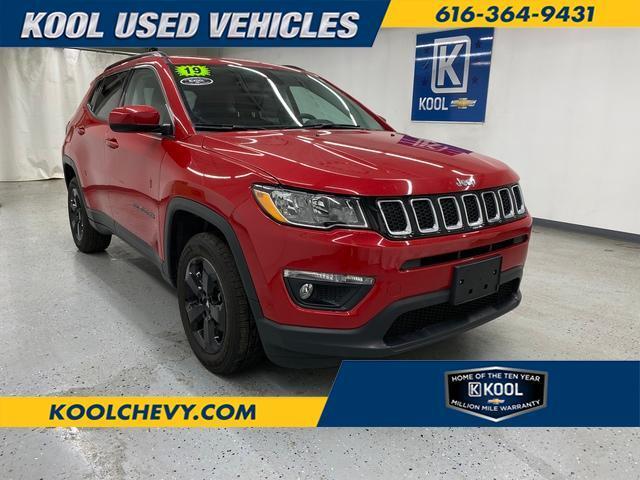 Jeep Grand Rapids >> 2019 Jeep Compass Latitude