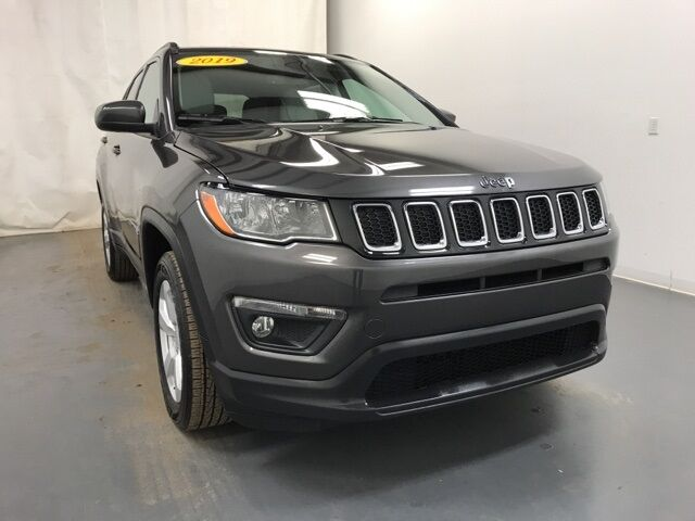 2019 Jeep Compass Latitude Holland MI