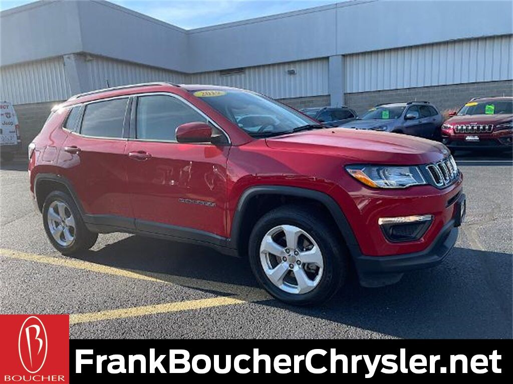 2019 Jeep Compass Latitude Janesville WI