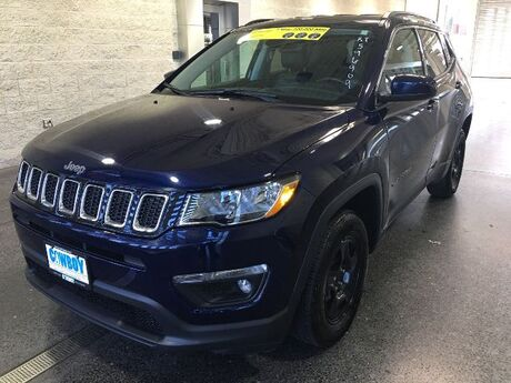 2019 Jeep Compass Latitude Little Rock AR