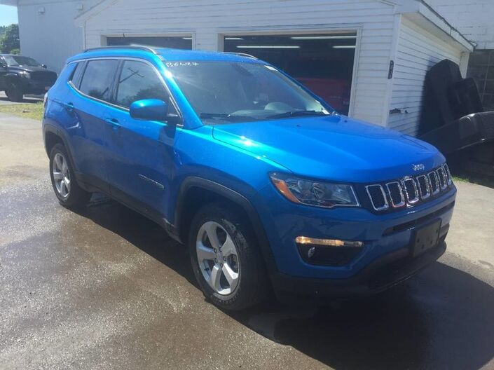 2019 Jeep Compass Latitude Rock City NY