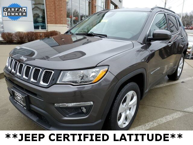 2019 Jeep Compass Latitude Mayfield Village OH