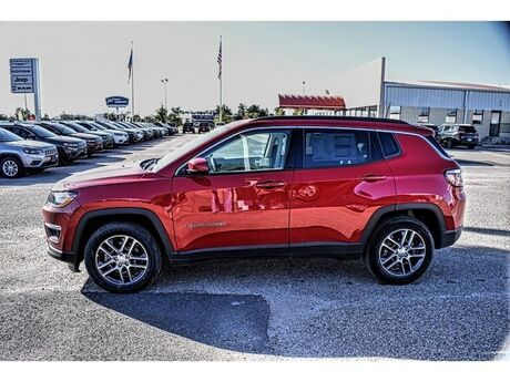 2019 Jeep Compass Latitude Pampa TX