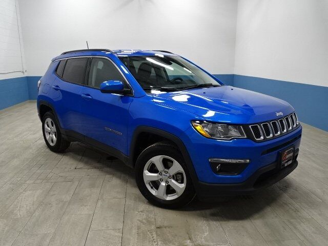 2019 Jeep Compass Latitude Plymouth WI