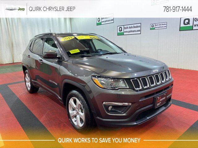 2019 Jeep Compass Latitude Braintree MA