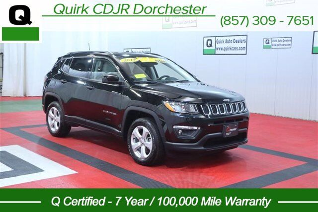 2019 Jeep Compass Latitude Boston MA