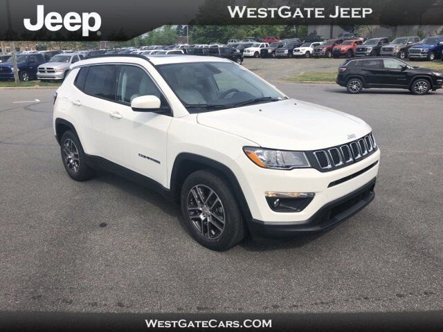 2019 Jeep Compass Latitude Raleigh NC