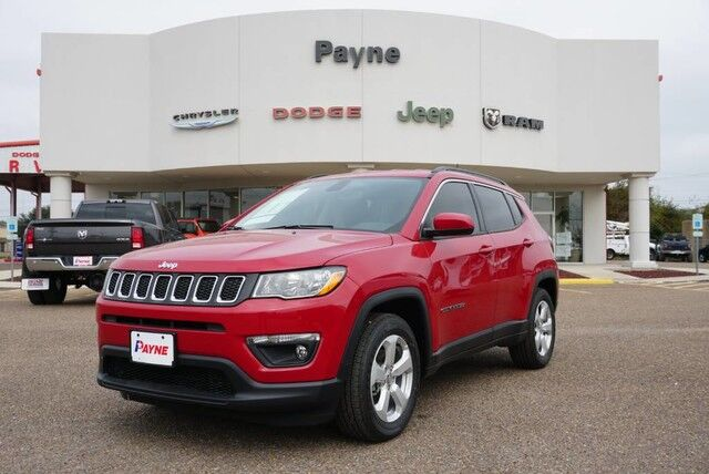 2019 Jeep Compass Latitude Rio Grande City TX
