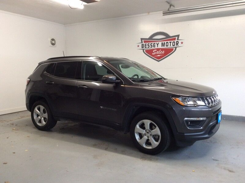 2019 Jeep Compass Latitude South Paris ME