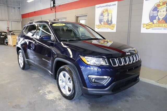2019 Jeep Compass Latitude Winter Haven FL